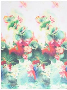 Платок Labbra LFA60-735 Бордовый фото №1 01-00026314