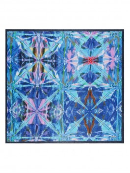 Платок ELEGANZZA (Элеганза) E12-7175 Синий фото №2 01-00026256