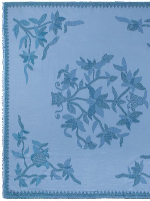 Платок ELEGANZZA (Элеганза) MX20-0931 Голубой фото №1 01-00026859