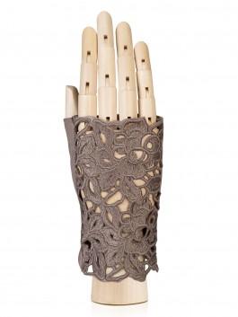 Перчатки без пальцев, митенки ELEGANZZA (Элеганза) F-0162 Темно-серый фото №1 01-00014236