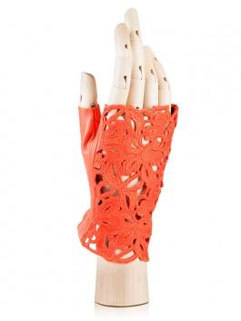 Перчатки без пальцев, митенки ELEGANZZA (Элеганза) F-0162 Красный фото №1 01-00014232