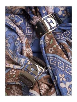 Бижутерия для платков ELEGANZZA (Элеганза) 28A-F1002 Коричневый фото №2 01-00012921