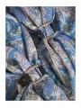 Бижутерия для платков ELEGANZZA (Элеганза) 28A-F1003 Синий фото №2 01-00013222