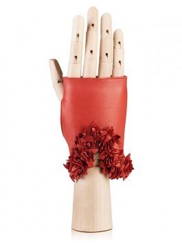 Перчатки без пальцев, митенки ELEGANZZA (Элеганза) F-0250 Рыжий фото №1 01-00014231