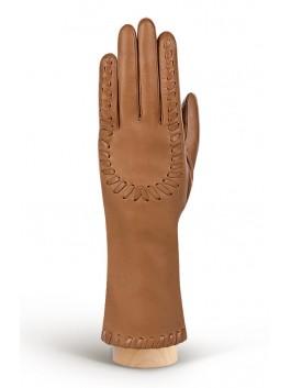 Классические перчатки ELEGANZZA (Элеганза) F-IS0061 Рыжий фото №1 01-00005259