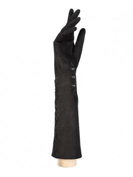Длинные перчатки ELEGANZZA (Элеганза) F-IS0071 Черный фото №2 01-00005248