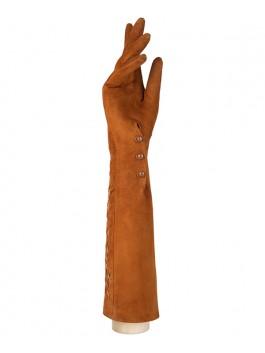 Длинные перчатки ELEGANZZA (Элеганза) F-IS0071 Рыжий фото №2 01-00005250