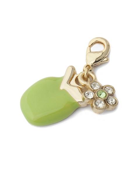Кулон для перчаток ELEGANZZA (Элеганза) KLLG-104 Зеленый фото №1 01-00012740