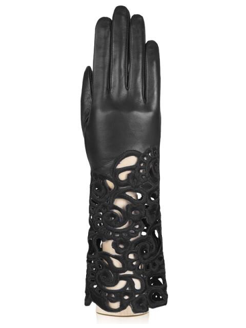 Fashion перчатки ELEGANZZA (Элеганза) F-IS0165 Черный фото №1 01-00007740