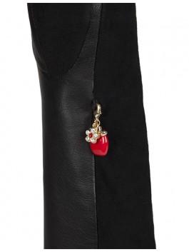 Кулон для перчаток ELEGANZZA (Элеганза) KLSG-104 Красный фото №2 01-00012741