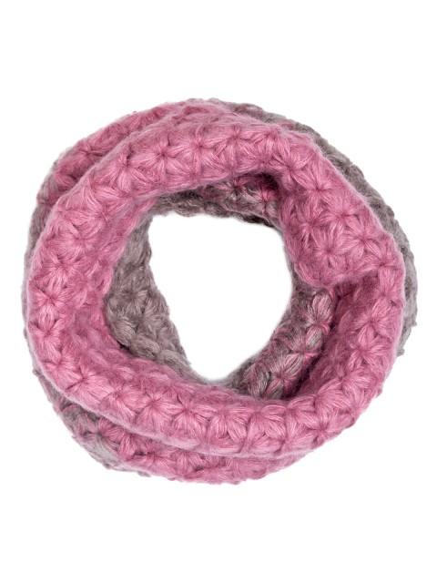Шарф Labbra  LB-RR33005S Розовый фото №1 01-00028156