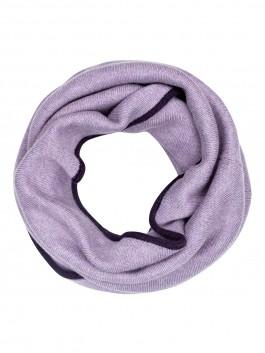 Шарф Labbra  LB-D77007S Фиолетовый фото №1 01-00028215