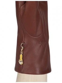 Кулон для перчаток ELEGANZZA (Элеганза) KLSG-107 Желтый фото №2 01-00012746