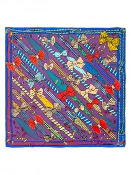 Платок ELEGANZZA (Элеганза) E04-7176 Фиолетовый фото №2 01-00026876