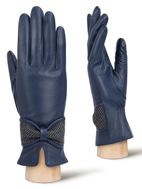 Fashion перчатки Labbra  LB-0107 Синий фото №1 01-00027433