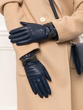 Fashion перчатки Labbra  LB-0107 Синий фото №3 01-00027433