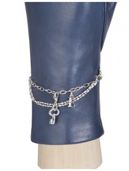 Кулон для перчаток ELEGANZZA (Элеганза) KLSN-004 Серебряный фото №2 01-00012712