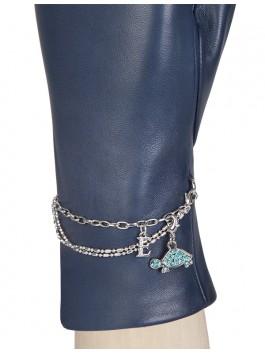 Кулон для перчаток ELEGANZZA (Элеганза) KLSN-007 Голубой фото №2 01-00012724