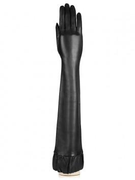 Длинные перчатки ELEGANZZA (Элеганза) F-IS8008 Черный фото №1 01-00010676