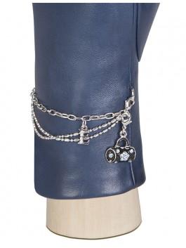 Кулон для перчаток ELEGANZZA (Элеганза) KLSN-110 Черный фото №2 01-00012747
