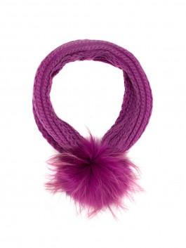 Шапки Labbra  LB-D77017 Фиолетовый фото №4 01-00028264