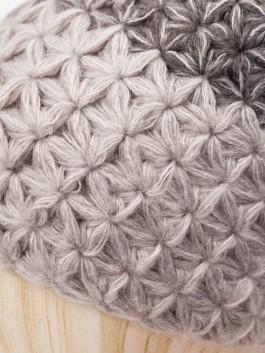 Шапки Labbra LB-RR33005 Светло-серый фото №3 01-00028155
