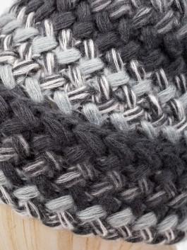 Шапки Labbra  LB-RR33001 Светло-серый фото №3 01-00028160