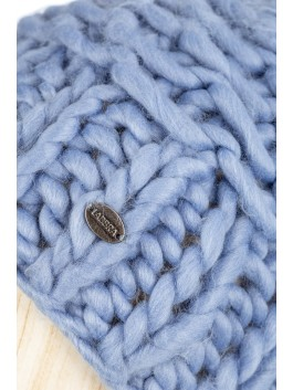 Шапки Labbra LB-RR33003 Голубой фото №3 01-00028164