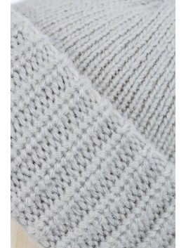 Шапки Labbra  LB-W11005 Светло-серый фото №2 01-00028193