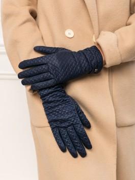 Fashion перчатки Labbra  LB-0100 Синий фото №3 01-00027450