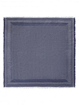 Платок Labbra LMX33-810 Синий фото №2 01-00028453