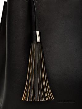 Сумка на плечо ELEGANZZA (Элеганза) Z6002-5503 Черный фото №4 01-00028871