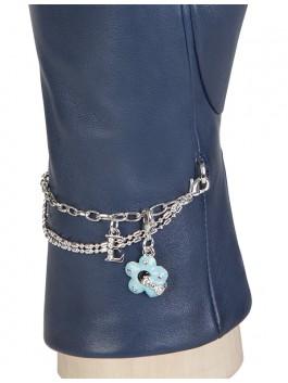 Кулон для перчаток ELEGANZZA (Элеганза) KLSN-301 Голубой фото №2 01-00012780