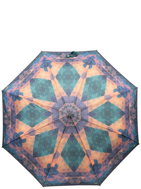 Зонт-автомат Labbra A03-05-LT286 Зеленый фото №1 01-00029009