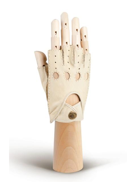 Автомобильные перчатки ELEGANZZA (Элеганза) HS102Wbezpodkladki Бежевый фото №1 00115849