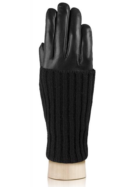 Классические перчатки ELEGANZZA (Элеганза) IS01330sherstkashemir Черный фото №1 00117145