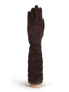 Длинные перчатки ELEGANZZA (Элеганза) IS02010sherstkashemir Коричневый фото №1 00116820