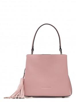 3c1f37d50c07 Купить женские кожаные сумки ELEGANZZA розовые из Италии | Интернет ...
