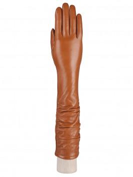Длинные перчатки ELEGANZZA (Элеганза) IS08002 Оранжевый фото №1 01-00015699