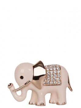 Бижутерия для платков ELEGANZZA (Элеганза) R427 Розовый фото №1 01-00014170