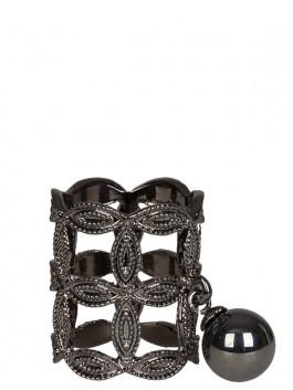 Бижутерия для платков ELEGANZZA (Элеганза) R462 Черный фото №1 01-00014151