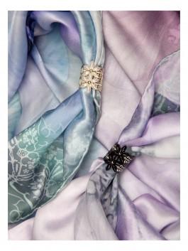 Бижутерия для платков ELEGANZZA (Элеганза) R509 Золотой фото №2 01-00017737