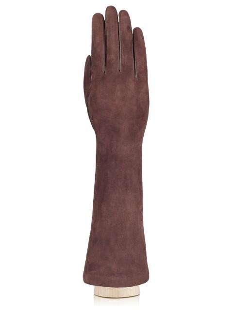 Длинные перчатки ELEGANZZA (Элеганза) IS5003 Коричневый фото №1 01-00004210
