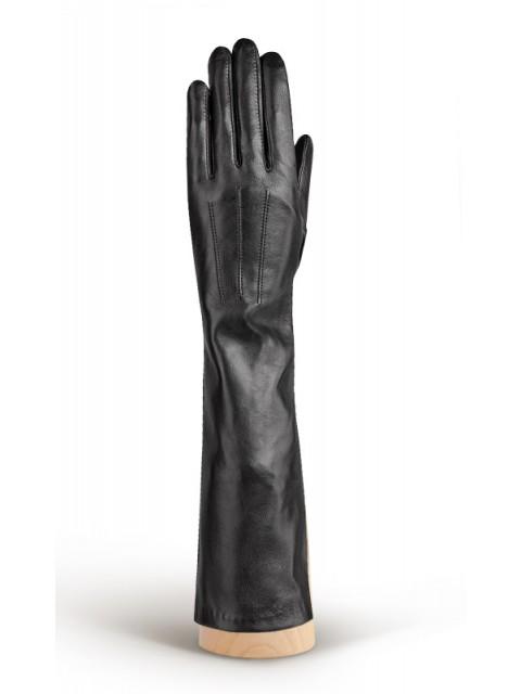 Длинные перчатки ELEGANZZA (Элеганза) IS598shelk Черный фото №1 00116470