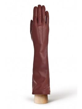 Длинные перчатки ELEGANZZA (Элеганза) IS598shelk Рыжий фото №1 00116473