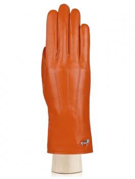Классические перчатки Labbra  LB-4607shelk Рыжий фото №1 01-00008131