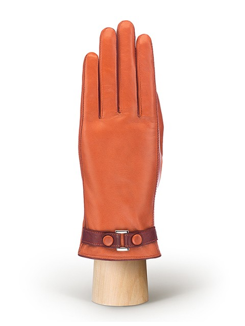 Перчатки Touch ELEGANZZA (Элеганза) TOUCHIS02074 Рыжий фото №1 01-00010355